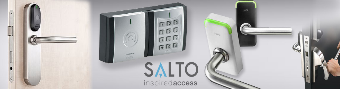 Access Control Systems - Steve Burton Security Supplies